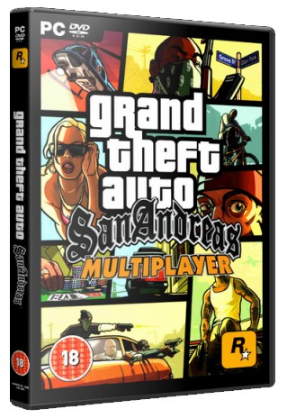 Grand Theft Auto: San Andreas - Multiplayer (2010) PC