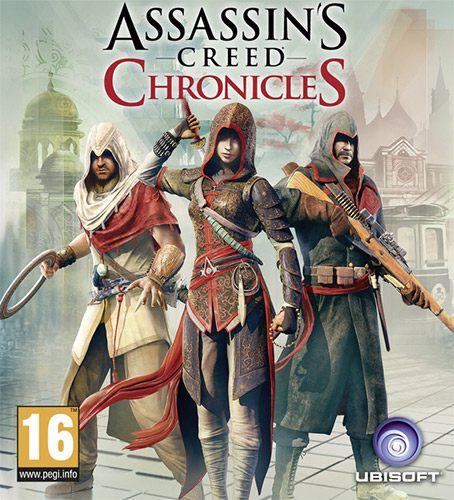 Assassin's Creed Chronicles: Trilogy (2016) PC
