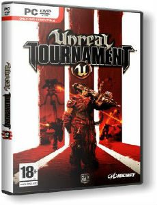 Unreal Tournament 3 (2009) RePack от R.G. Механики
