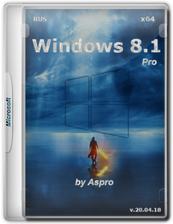 Windows 8.1 Pro (x64) (2018)