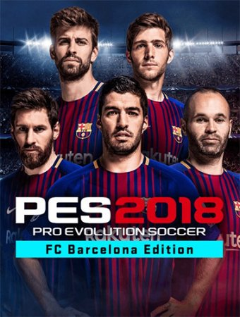 Pro Evolution Soccer 2018:FC Barcelona Edition (2018)