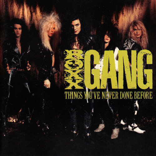 сборник Roxx Gang - Things You've Never Done Before