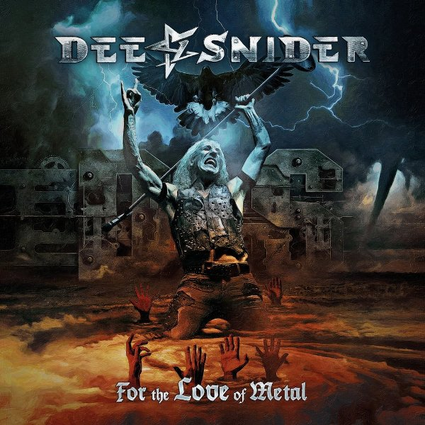 сборник Dee Snider - For The Love Of Metal
